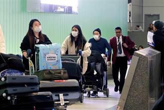 駐洛杉磯、印尼單位再添2確診 洛僑中心關閉2周