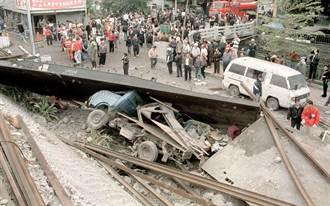 社會10點檔》失速列車130km時速出軌 百噸鐵軌噴飛 詭異災案揭密