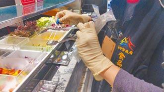台中漢來海港城 疑似食物中毒