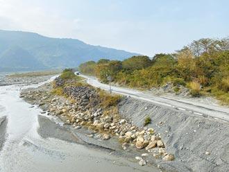 濁水溪疏濬 永豐村加強防護