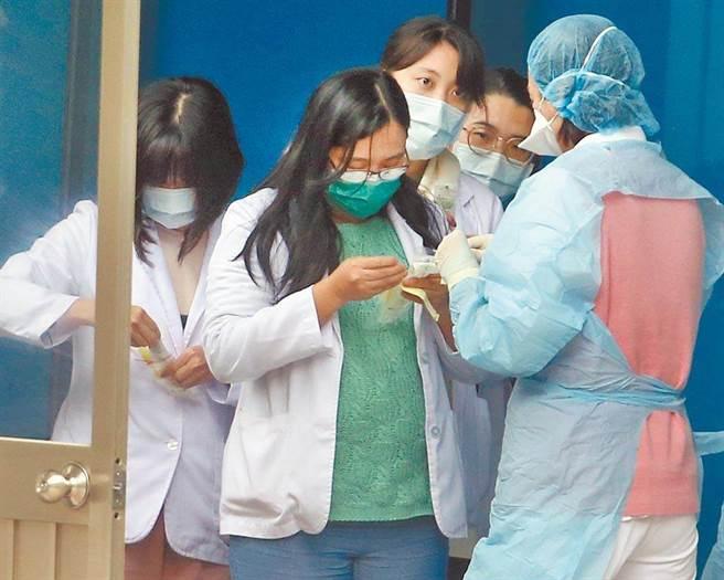 上海返國男子猝死北市防疫旅館,今天期滿出關已成屍體。(示意圖/中時資料照)