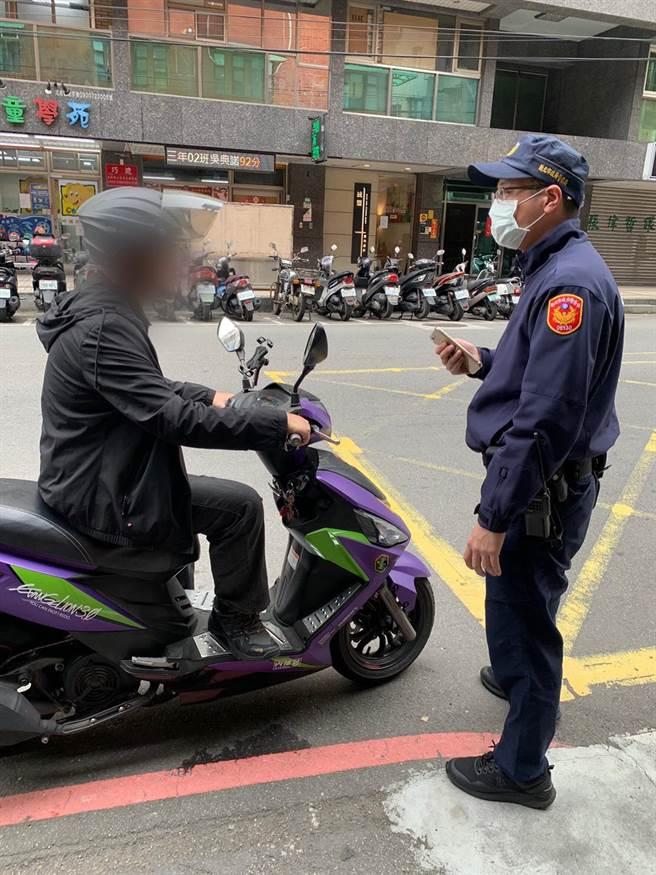 新北市中和警分局自1月28日至2月3日规画连续7天肇因防制执法勤务。(中和警分局提供)
