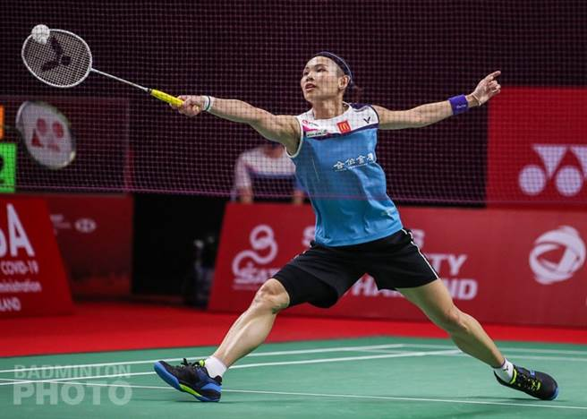 戴资颖。(Badminton Photo提供)