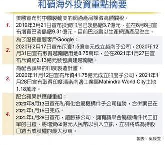 和碩機殼廠 立訊260億認購