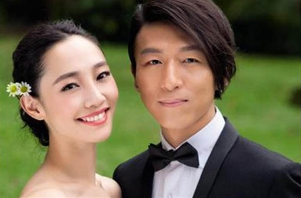 女星白百何和陳羽凡曾有過一段婚姻。(圖/ 摘自微博)