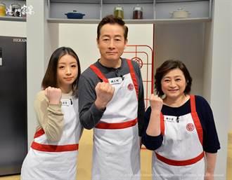 濑上刚端台日混血料理 主厨陈力荣吃完感动落泪