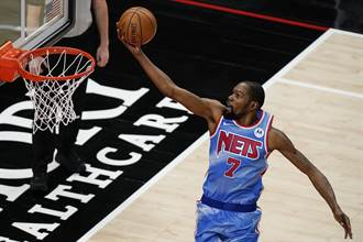 NBA》杜蘭特遭遇雷霆缺陣 快艇雙星復出
