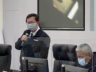 鄭文燦重申防疫沒假期 桃醫專案1600人已結束居隔採檢
