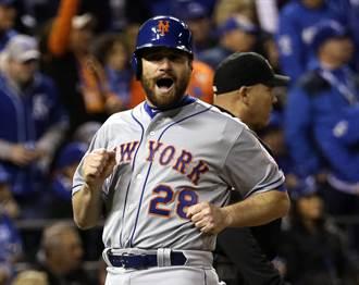 MLB》季後賽連6戰開轟寫首例 墨菲宣布退休