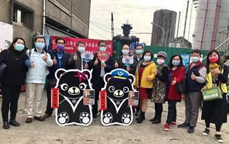 台鐵台中辦反貪活動 引民眾熱烈迴響
