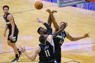 NBA》公鹿想演大逆轉 英格拉姆擋路喊卡
