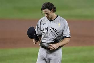 MLB》先發投手前十強 洋基寇爾排第2