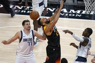 NBA》再扁獨行俠 爵士11連勝續占西區龍頭