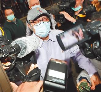 蘇震清交保記者遭衝撞受傷 司法記者聯誼會公開譴責