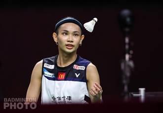 羽球年終賽》直落二退安洗瑩 戴資穎拚第3冠只差一步