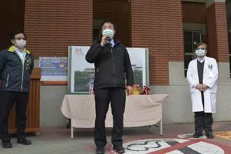 台南宣布3家精神护理之家、140家长照机构禁探病