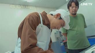 黃秋生遭粉絲「熊抱」吃豆腐 KID嚇傻化身保鑣喊:不要