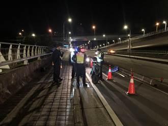 加强交通事故肇因防制 板桥警7天强力大执法
