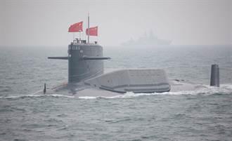 頻繁巡弋南海 大陸潛艦官兵逾2成心理健康出問題