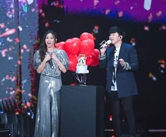蔡健雅抗疫照唱!林俊傑助陣謙喊「很久沒舞台了」