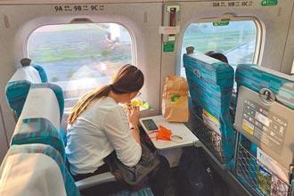 2月1日起雙鐵客運全程禁止飲食