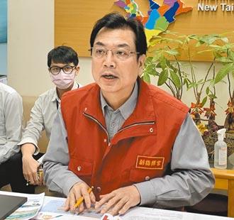 劉和然 化學老師做到新北副市長