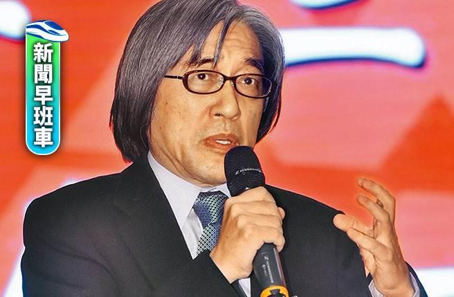 文化部禁陸書引發爭議,PChome董事長詹宏志怒轟禁書年代應該過去了。(本報資料照片)