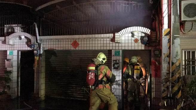 南京地铁7号线围档外地面局部坍塌 已进行混凝土回填