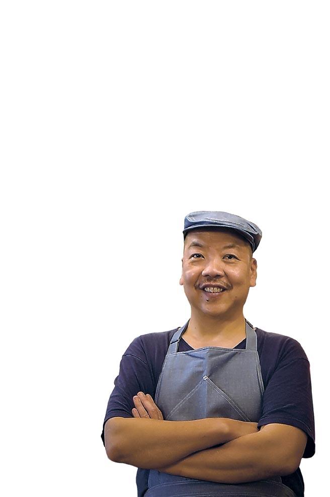 〈Pino Pizzeria〉主廚謝宜榮在台北天母開Pizza店已超過十年。圖/姚舜