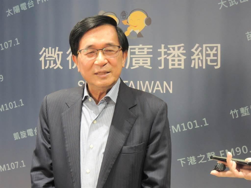 前總統陳水扁。(資料照片)