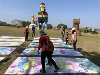 走馬瀨農場迎新春 台南市民享優惠、6歲以下免費