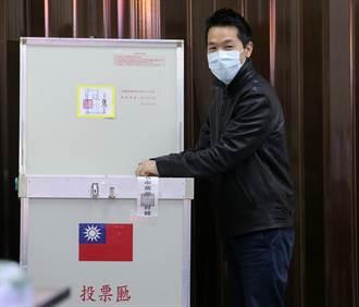 吳怡農選主委卻無投票權 何志偉:我投給他