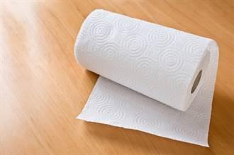 廚房紙巾竟能這樣用 影片曝光網驚:絕對默默看完