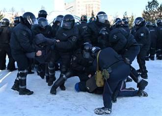 下大雪也要上街!反對派示威再起 俄當局逮捕逾3千人