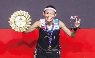 台灣羽球創佳績 蔡英文:今天最棒的好消息