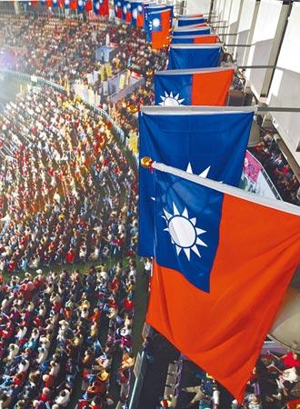 政院秘书长称改国徽恐酿族群衝突 从长计议