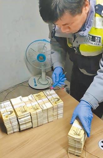 地下匯兑1500万 竹联帮堂主骗光