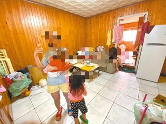 五寶爸么兒燙傷 台中社會局擬保護安置