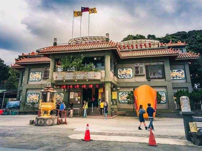 金山財神廟 IG @chen_yuan_jun (圖/ReadyGo提供)