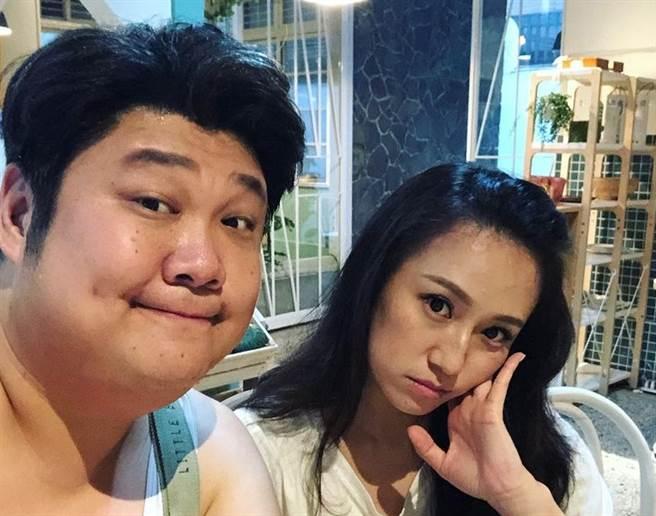 哈孝远和瑄瑄婚后感情甜蜜。(图/翻摄自哈孝远IG)