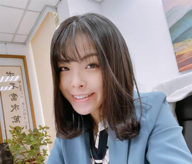 台灣民眾黨立委 高虹安。(圖/翻攝自 高虹安 臉書)