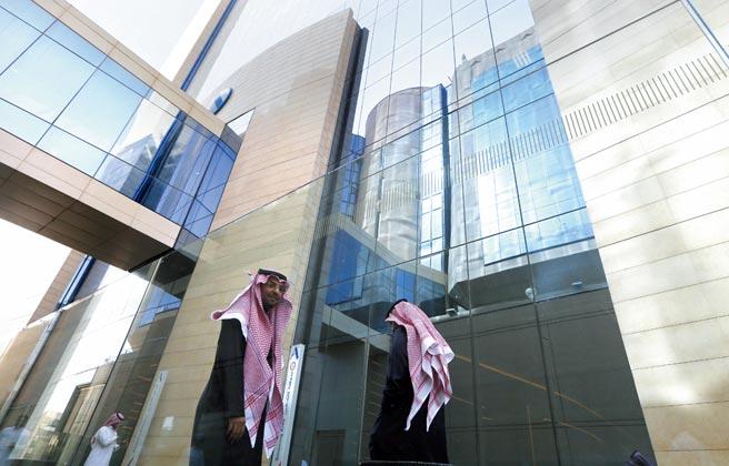 沙國擁抱開放銀行圖╱美聯社
