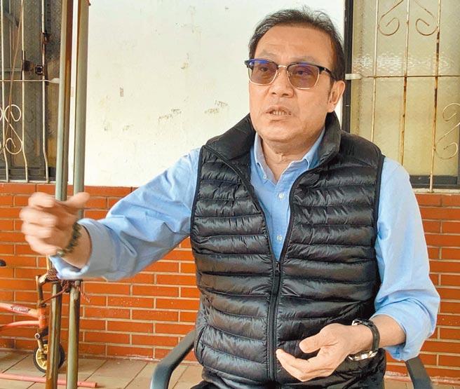立委蘇震清先前被問到是否角逐2022年屏東縣長,他則表示會先聽人民的聲音,不會有特定目標。(資料照/潘建志攝)