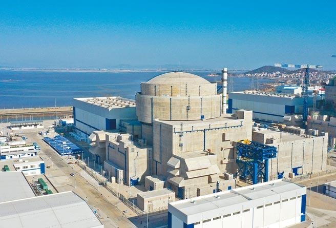 大陸「華龍一號」核電機組福建福清核電5號機組,30日投入商運。(新華社)