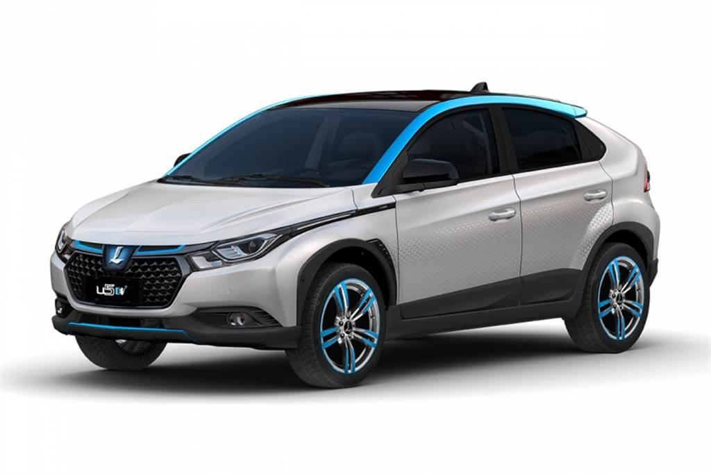 EVKit規格與Luxgen過去推出的U5 EV+近乎相同,應是由該車衍生而來。