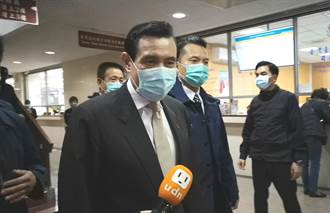 【重返國民黨】趙少康申請回復黨籍 馬英九笑而不語