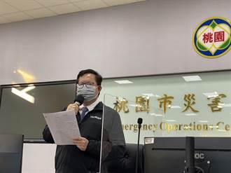 鄭文燦:飛沫之外還有環境汙染可能 市府也會加強環境消毒