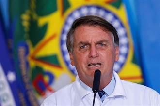 處理疫情失當惹民怨 巴西再爆示威要總統下台