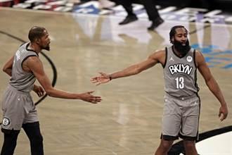 NBA》籃網哈登與金塊約基奇分獲上周東西區最佳