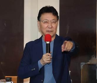 去年国民党党主席补选突增限制 赵少康研判是想卡住一人